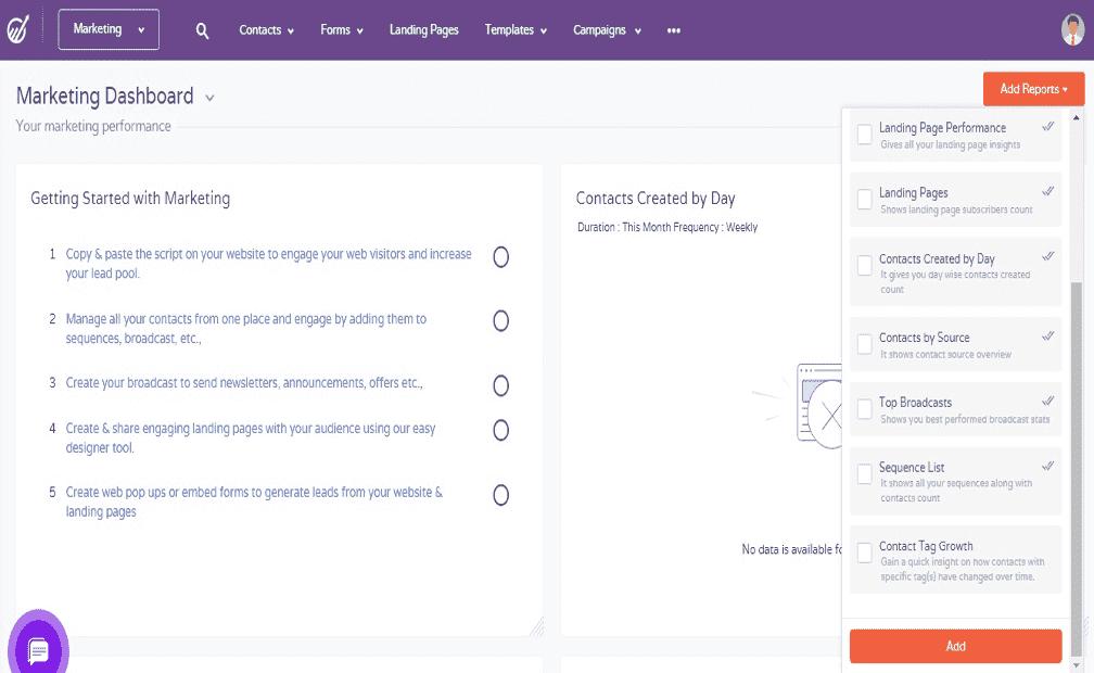 Revisión de EngageBay: una herramienta todo en uno para administrar su negocio sin problemas 3