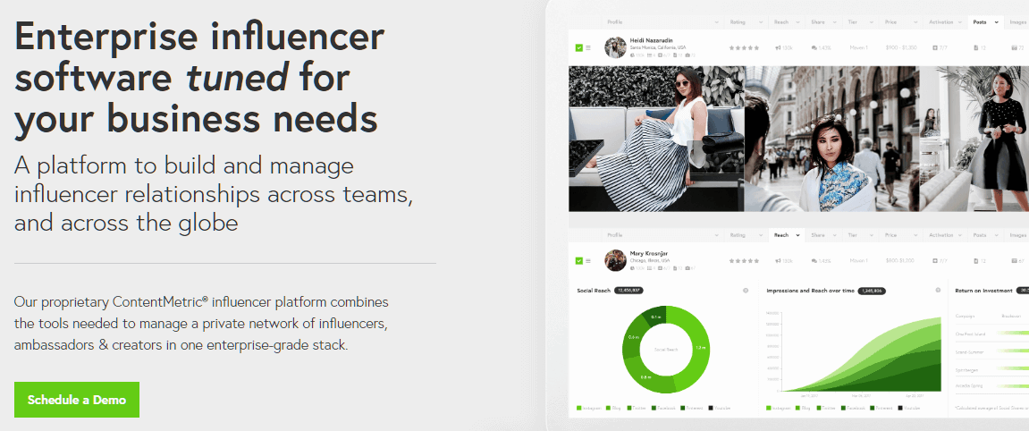 Plataformas de Marketing de Influencer de Tidal Labs