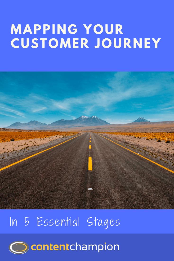 5 pasos para mapear el viaje de tu cliente