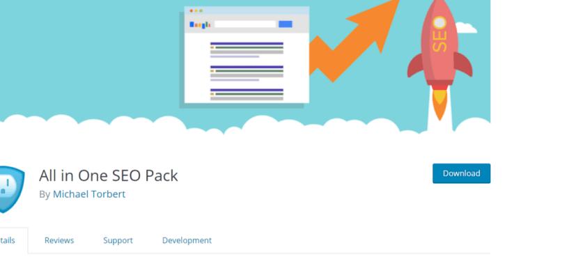 Cree un blog fácilmente: todo en un paquete de SEO