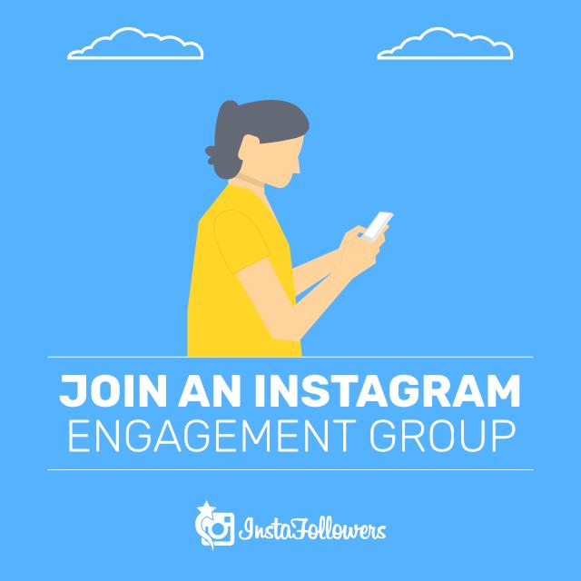 Únete a grupos de compromiso en Instagram