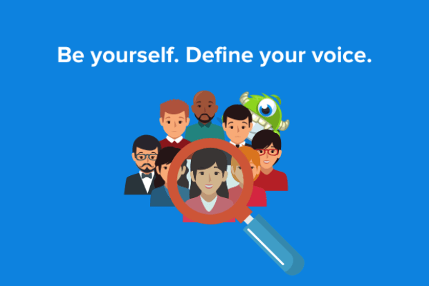 encuentra tu voz para tu marca personal