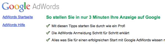 ¿Google AdWords se anuncia honestamente?