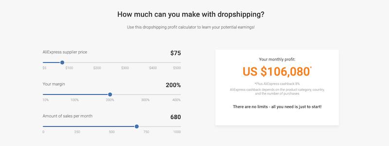 Para nuestra revisión de AliDropship, también queríamos señalar que puede realizar pruebas sociales fácilmente en su propio sitio.