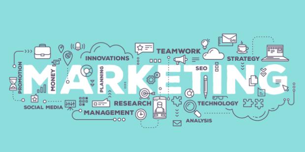 Estrategia de marketing para iniciar su negocio en línea mín.