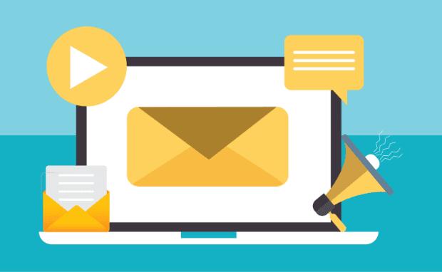 marketing por correo electrónico para comenzar su negocio en línea desde su casa