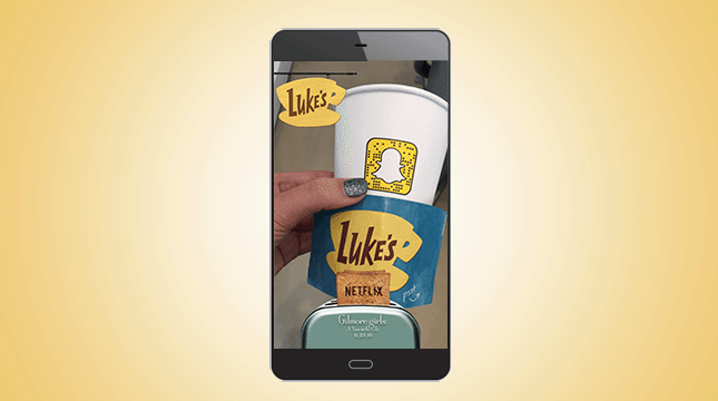 Tendencias de marketing de Snapchat - b2c social media marketing