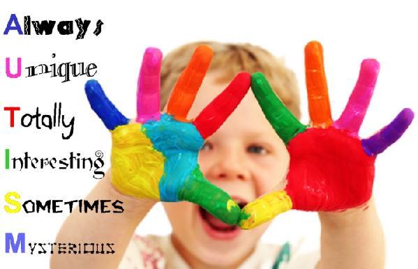 Resultado de imagen para imágenes de niños con autismo