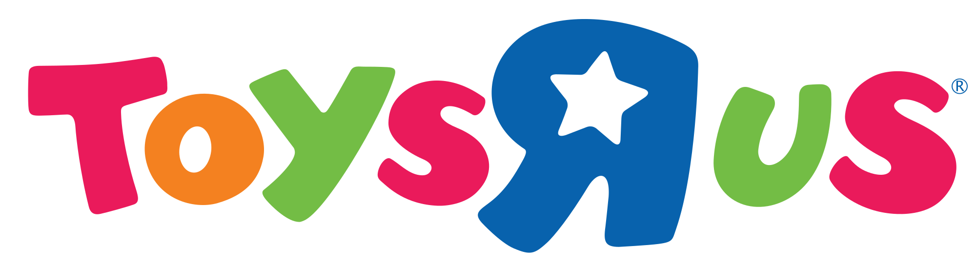 Resultado de imagen para el logotipo de Images for Toys R Us