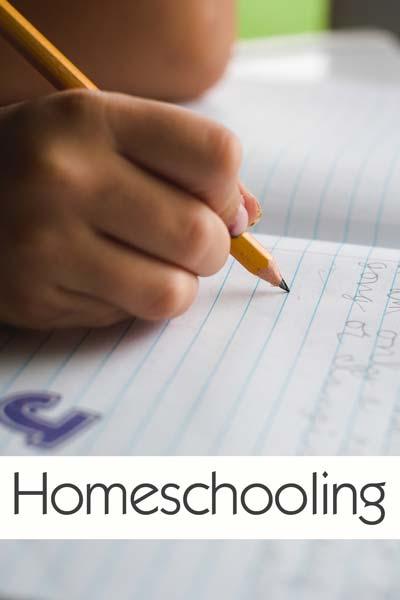 entradas de blog de educación en el hogar