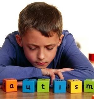 Resultado de imagen para Imagen de un niño con autismo