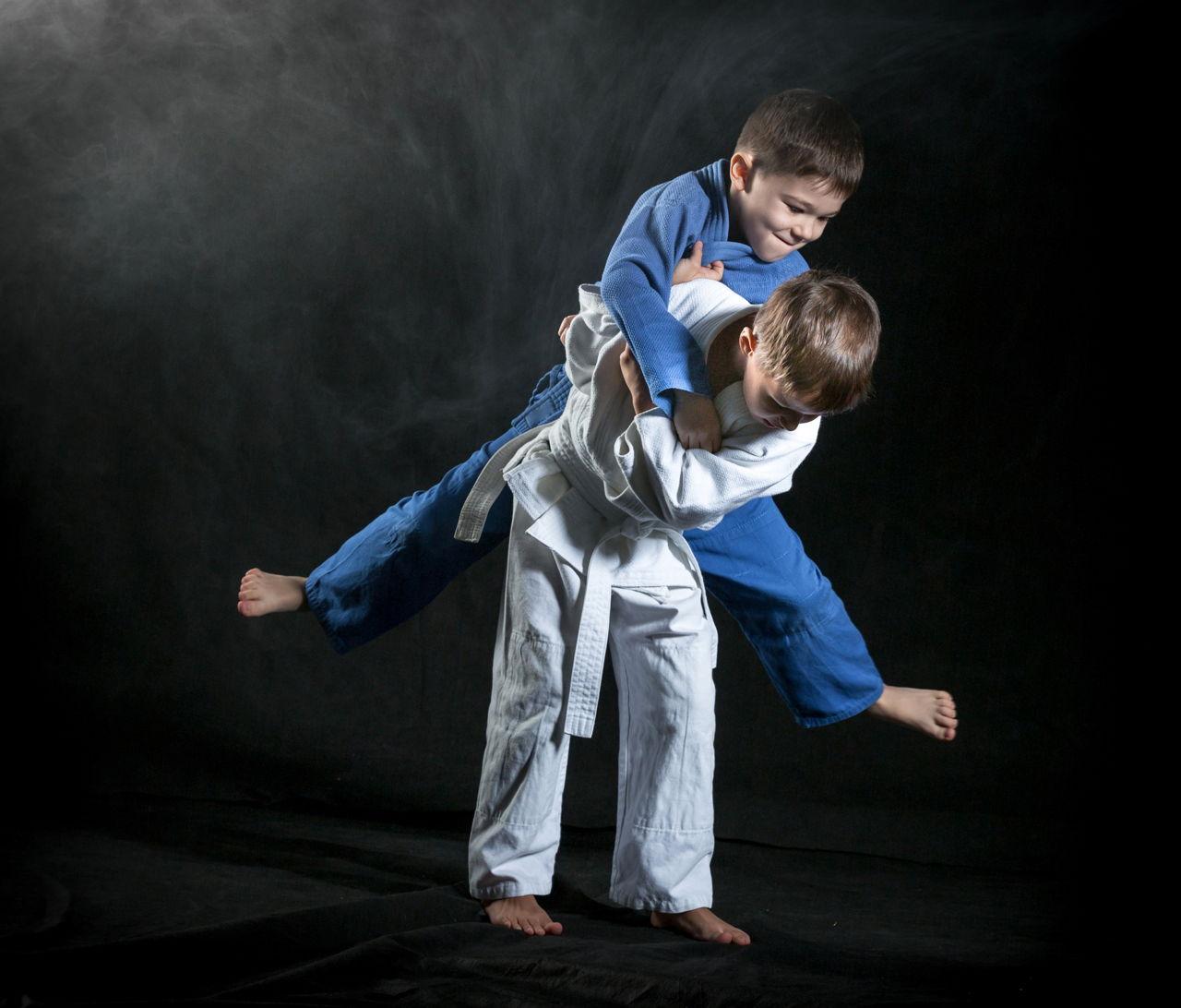 Resultado de imagen para imagen de luchador de karate brasileño