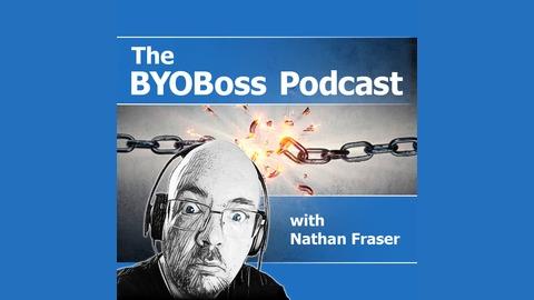 Resultado de imagen para Imágenes de podcasts de Nathan Fraser
