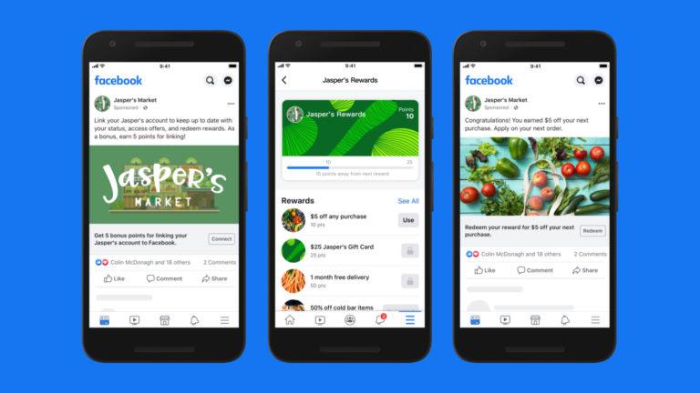 Facebook  E Instagram permiten a las empresas vender productos directamente en su página