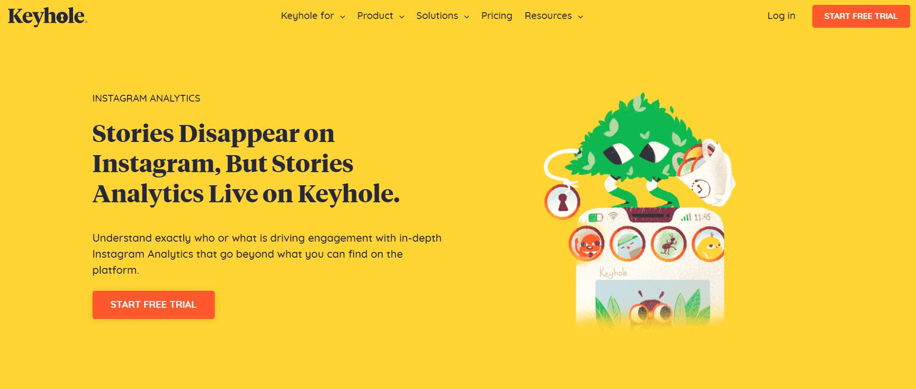 Keyhole Instagram Analytics Tool1