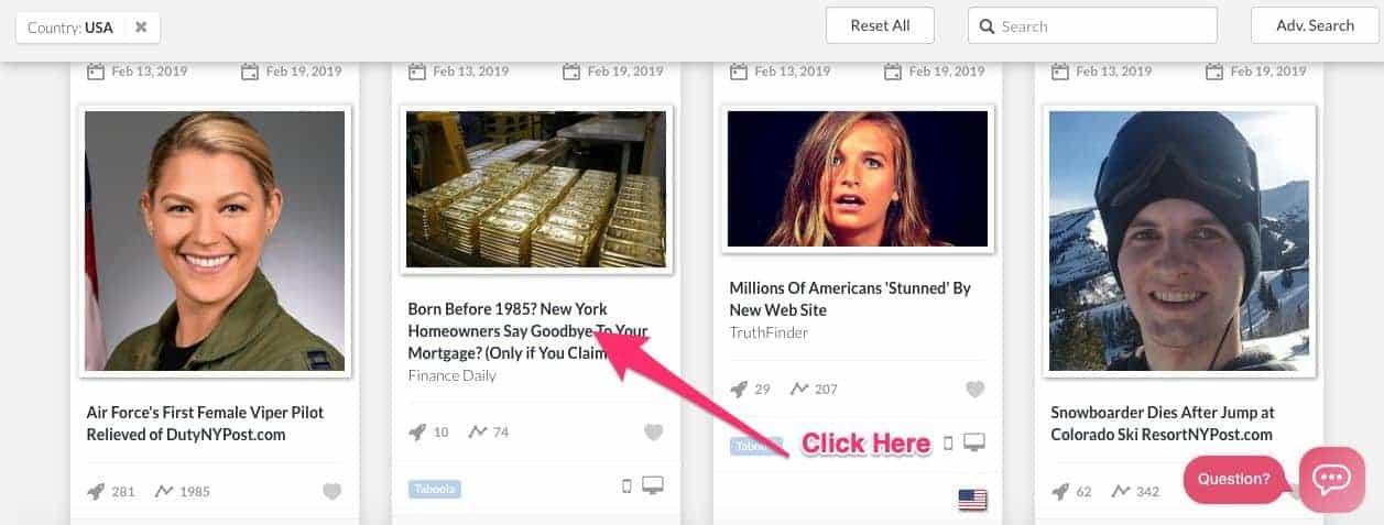 {20% de descuento} Revisión de Anstrex: espionaje de anuncios nativos de forma fácil 4