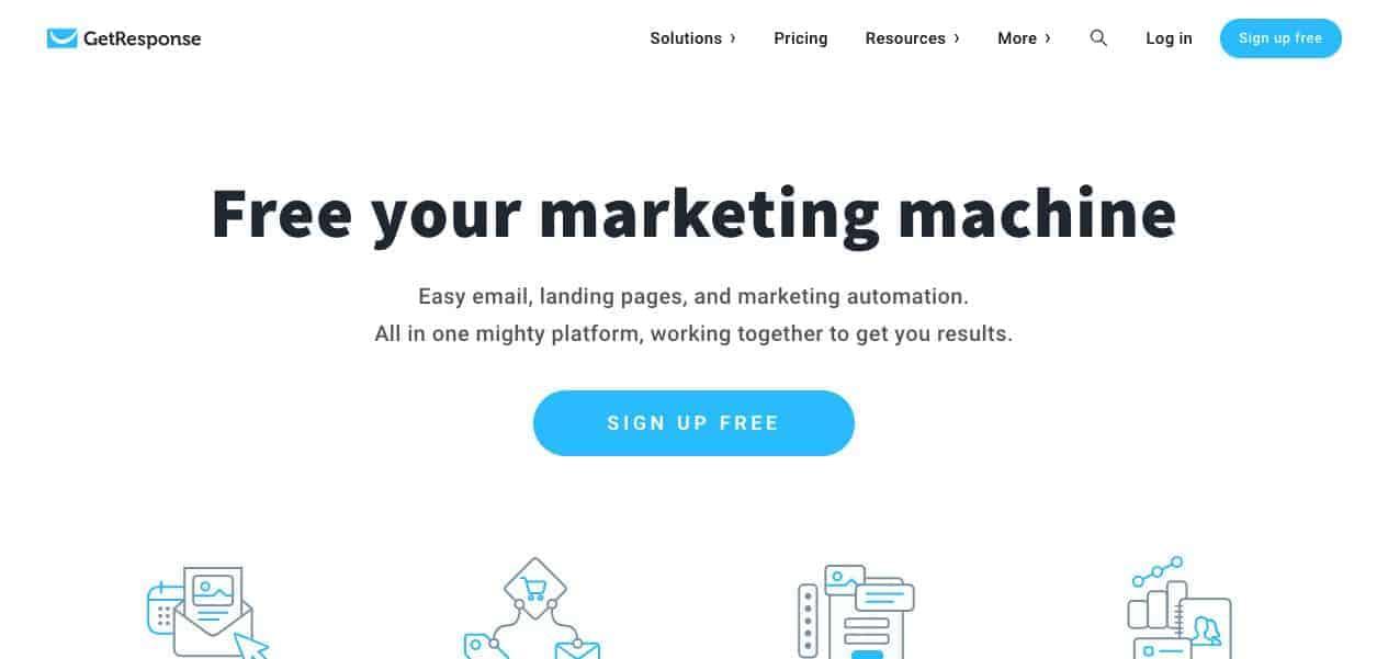 27 mejores herramientas de automatización de marketing para convertir más clientes potenciales 6