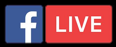 Resultado de imagen para Imágenes para Facebook Logotipo en vivo