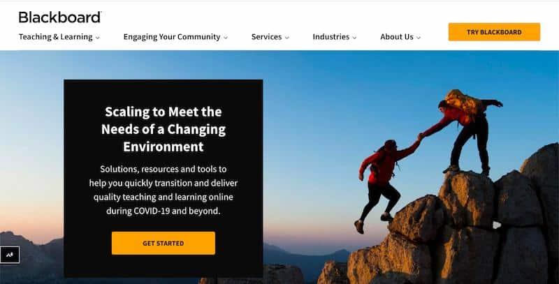 Blackboard: gestione el aprendizaje en línea