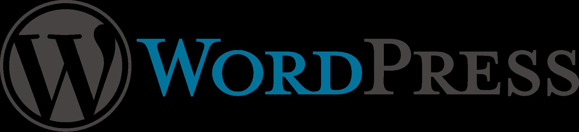 Resultado de imagen para imágenes de logotipos de WordPress
