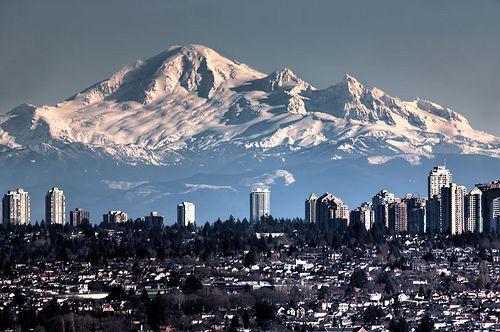 Resultado de imagen para Imágenes para Mount Baker Canada