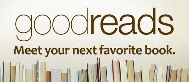 Resultado de imagen para imágenes disponibles en el logotipo de Goodreads