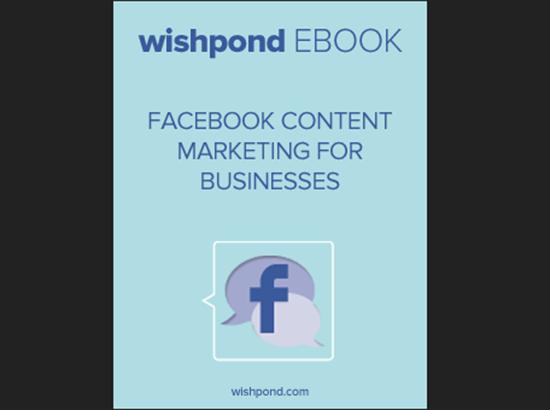 Facebook  Marketing de contenidos para empresas