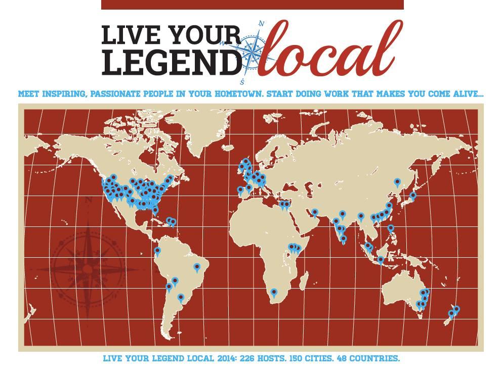 Resultado de imagen para el logotipo de la comunidad Imágenes para Live Your Legend