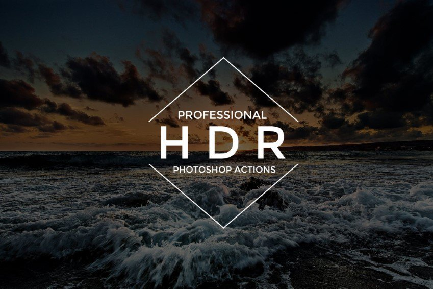 18 Photoshop HDR hərəkəti
