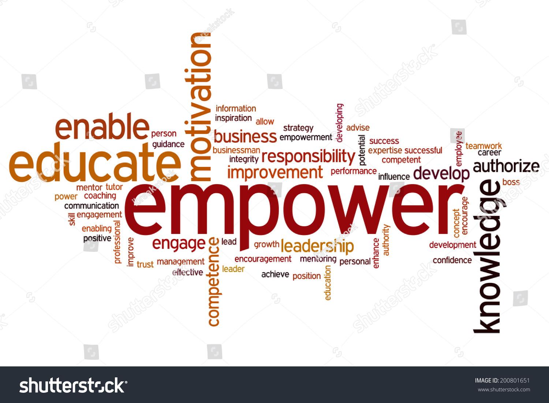 Resultado de imagen para imágenes para la palabra empoderar