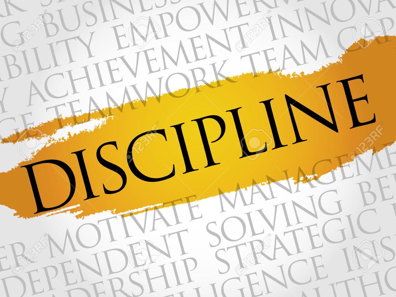 Resultado de imagen para imágenes para la palabra disciplinado