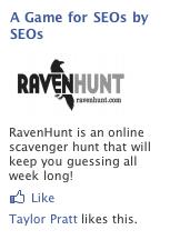Facebook  anuncio