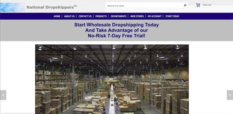 Dropshippers nacionales