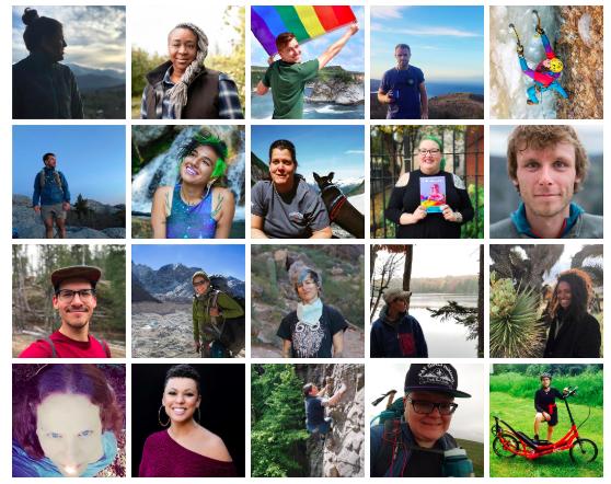 Pride Campaign: Rei LGBTQ + Adventurers, en sus propias palabras