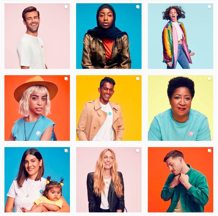 Campaña del orgullo: encuéntralos en Bumble