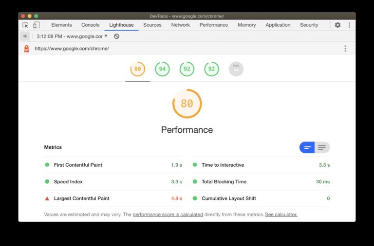 Google Now tiene 6 formas de medir los valores esenciales de la web