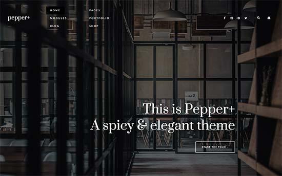 Pepper +