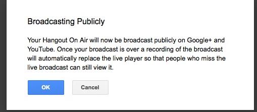 phát sóng công cộng
