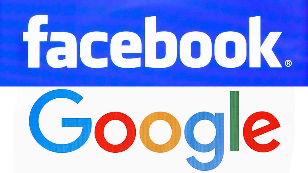 Resultado de imagen para imagen de Google y Facebook
