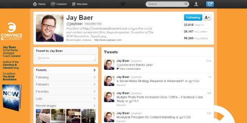 ví dụ nền jaybaer twitter