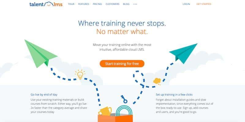 TalentLMS: sistema de gestión de aprendizaje basado en la nube