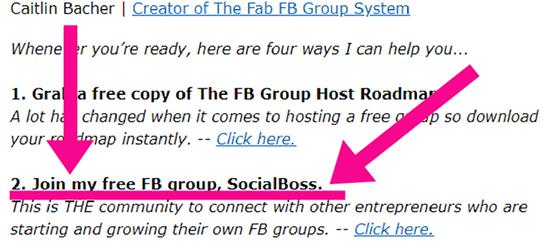4 4 Facebook  Liên kết dưới chữ ký của bạn