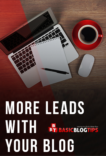 Capture más clientes potenciales en su blog