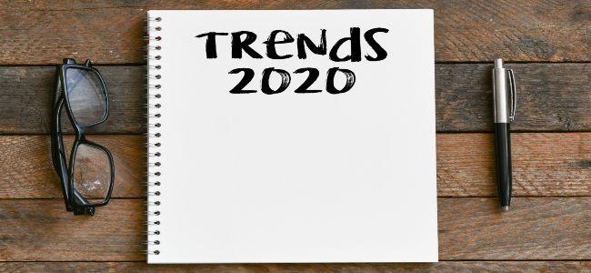Seis tendencias de marketing importantes para 2020