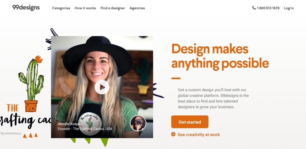 Contrata a diseñadores gráficos independientes