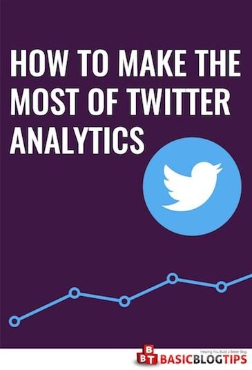 Cómo utilizar Twitter Analítica para marketing