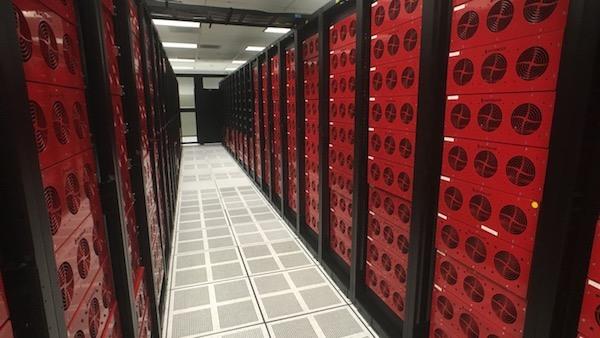 Centro de datos de Backblaze