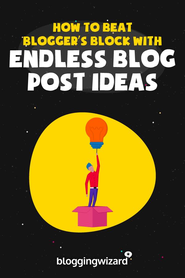 Blog ý tưởng bài viết