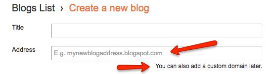 Blogger yaradın