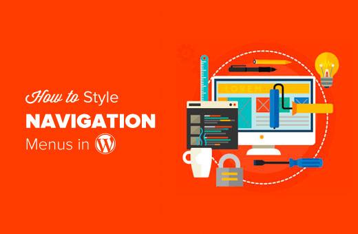 Kuinka suunnitella WordPress-navigointivalikko